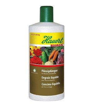 Hauert Hauert Biorga Flüssigdünger,1 Liter