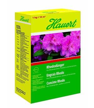 Hauert Hauert Rhododendrondünger,1 kg Karton