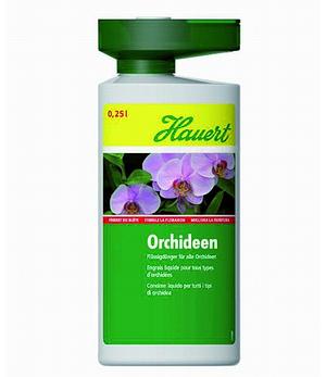 Hauert Orchideendünger,0,25 l Flasche