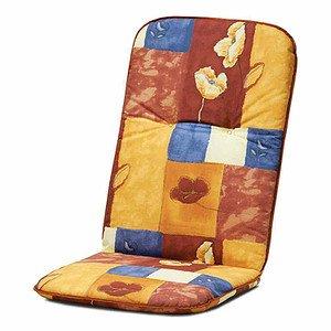 H.G. Classic Auflage zu Sessel hoch, Dessin 17005-3, 52% Polyester / 48% Ba