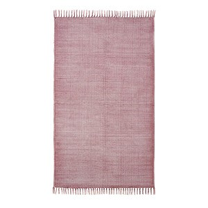IMPRESSIONEN living Teppich Roséfarben 90 x 160 cm
