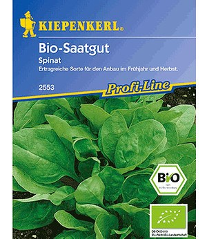 Kiepenkerl BIO-Spinat,1 Portion