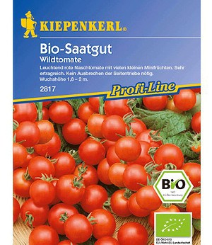 Kiepenkerl BIO-Wildtomate, rot,1 Portion