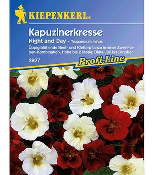 "Kiepenkerl Kapuzinerkresse ""Night & Day"",1 Portion"