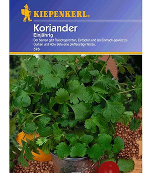 Kiepenkerl Koriander,1 Portion