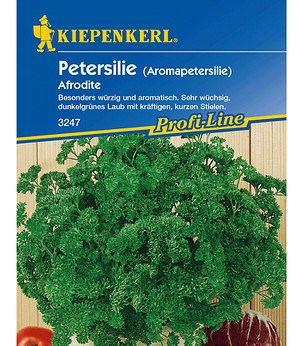 "Kiepenkerl Petersilie ""Afrodite"",1 Portion"