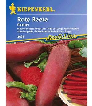 "Kiepenkerl Rote Rüben ""Rocket"",1 Portion"