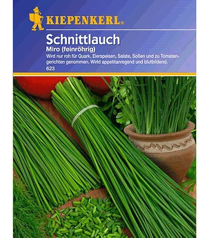 "Kiepenkerl Schnittlauch mehrjährig ""Miro"",1 Portion"