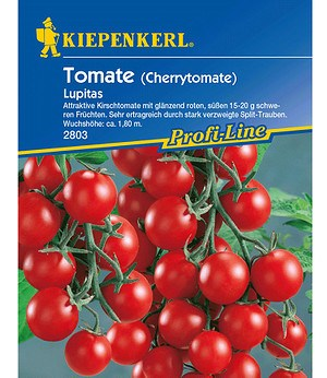 "Kiepenkerl Tomate ""Lupitas"" F1,1 Portion"