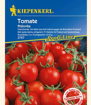 "Kiepenkerl Tomaten ""Philovita"" F1,1 Portion"