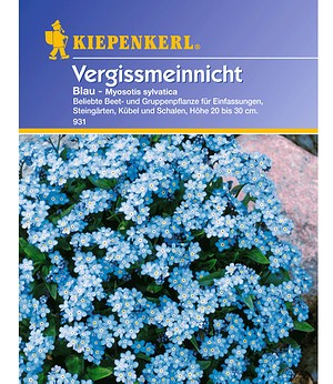 Kiepenkerl Vergissmeinnicht 'Blau',1 Portion