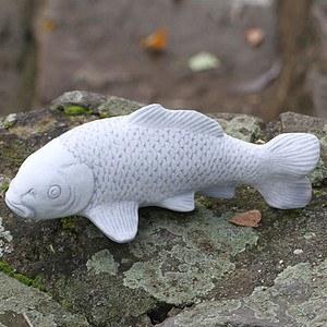 Koikarpfen, Fisch Dekorationsfigur