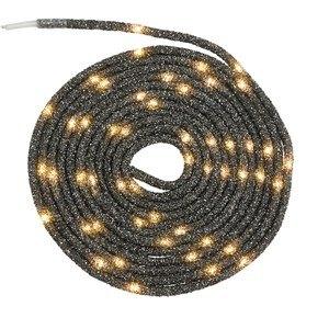 LED-Lichtschlauch Tubo Anthrazit