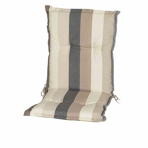 MADISON Victoria taupe Auflage Sessel75% Baumwolle 25% Polyester