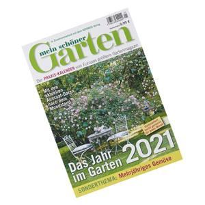 Mein schöner Garten Praxis Kalender 2021