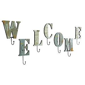 "miaVILLA Haken-Set ""Welcome"""