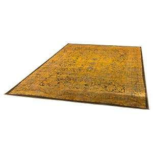 miaVILLA Teppich Antika Goldfarben 170 x 240 cm