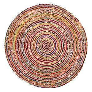 miaVILLA Teppich Evira Multicolor Ø 150 cm