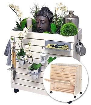 Multifunktions-Hochbeet Greenbox® L (79 x 80 x 40 cm),1 St.