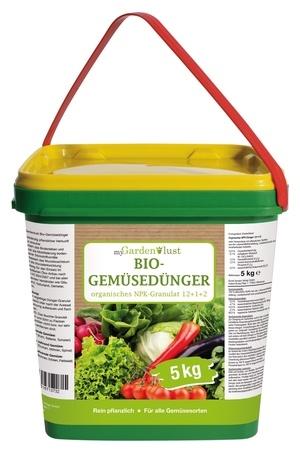 myGardenlust Gemüse-Dünger
