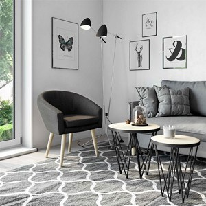 myHomery Lounge Sessel Milo