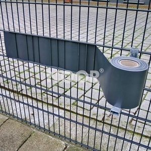 NOOR Abroller Montagehilfe für PVC Sichtschutzstreifen