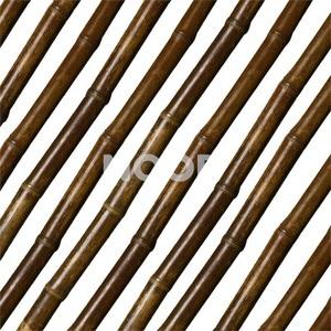 NOOR Bambusrohr Teak Ø35/40mm 180cm Bambus Rohr Tonkin