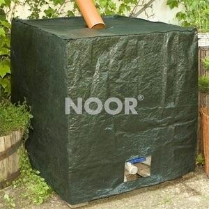 NOOR IBC Container Cover Wassertank Abdeckung grün