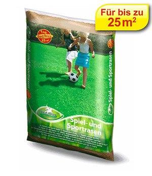 Pegasus Rasenmischung Pegasus Sport- und Spielrasen 1 kg,1 Stück