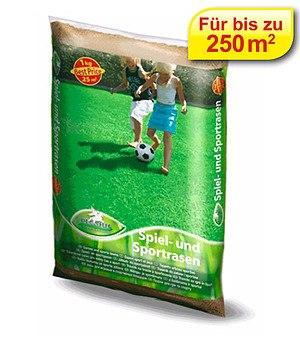 Pegasus Rasenmischung Pegasus Sport- und Spielrasen 10 kg,1 Stück