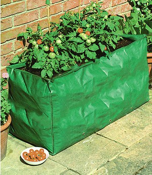 Pflanztasche für alle Pflanzenwie Gemüse, Blumen, Kräuter
