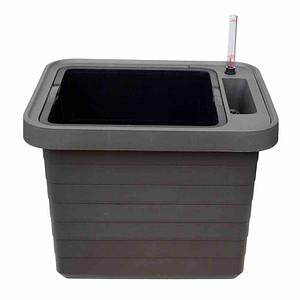 PLASTIA Bewässerungskasten Berberis Uno, mit Rollen anthrazit