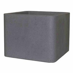 PP-PLASTIC Cube, 30 cm zementgrau