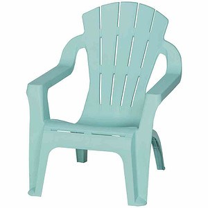 PROGARDEN Kinder-Deckchair, hellblau, Mini-Selva