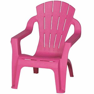 PROGARDEN Kinder-Deckchair, pink, Mini-Selva