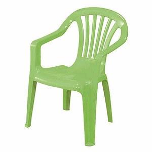 PROGARDEN Kindermonoblock, lime green, Sedia Baby