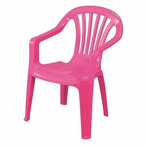 PROGARDEN Kindermonoblock, pink, Sedia Baby