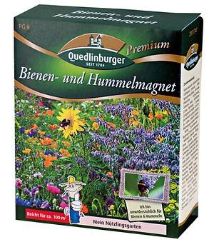 Quedlinburger Bienen- und Hummelmagnet,1 Pack.