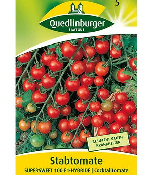 "Quedlinburger Cocktailtomate ""Supersweet 100"" F1,1 Portion"