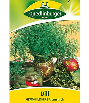 Quedlinburger Dill, einfach,1 Portion