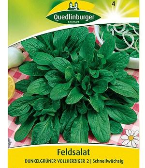 "Quedlinburger Feldsalat ""Dunkelgrüner vollherziger 2"",20 g"