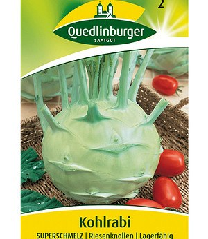 "Quedlinburger Kohlrabi ""Superschmelz"",1 Portion"
