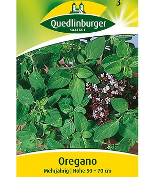 Quedlinburger Oregano,1 Portion