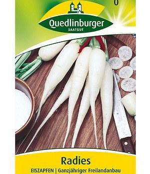 """Quedlinburger Radies """"Eiszapfen"""",1 Portion"""