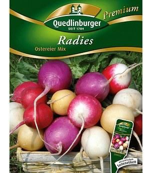"Quedlinburger Radies ""Ostereier-Mix"",1 Portion"