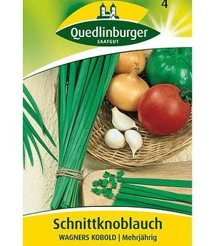 "Quedlinburger Schnitt-Knoblauch ""Wagners Kobold"",1 Portion"
