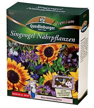 Quedlinburger Singvogel Nährpflanzen,1 Pack.