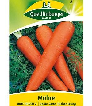 """Quedlinburger Wintermöhre """"Rote Riesen 2"""",1 Portion"""