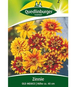 "Quedlinburger Zinnie ""Old Mexico"",1 Portion"