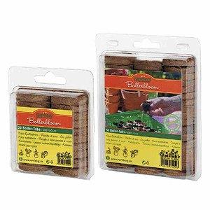 ROMBERG Kokosquelltöpfe, 50 Stück im Karton Inhalt pro Karton